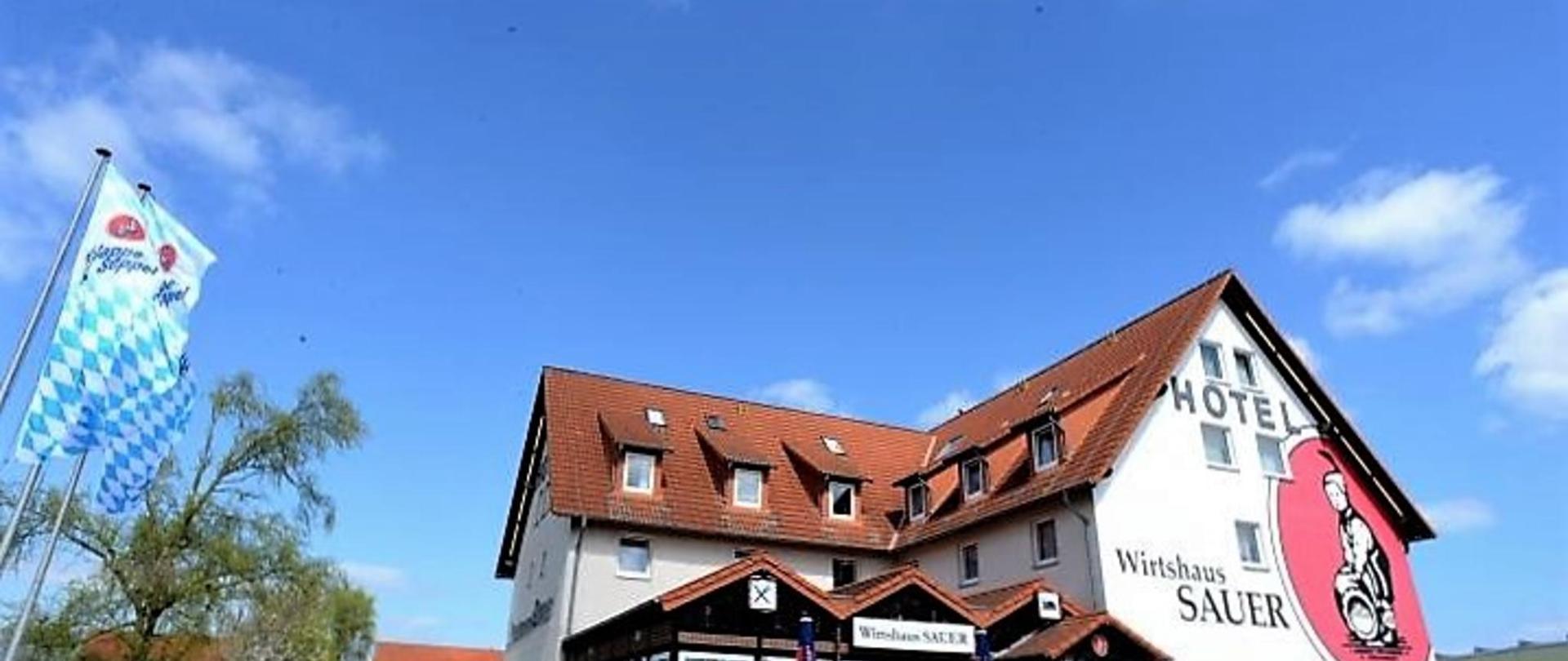 Hotel Wirtshaus Sauer