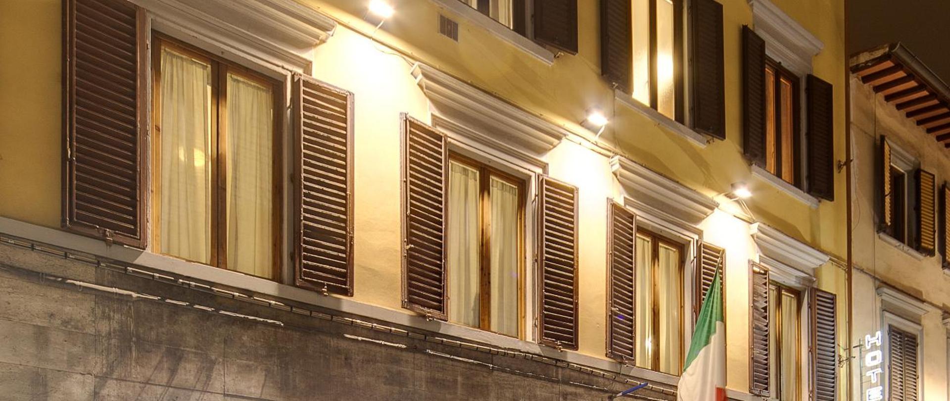 Hotel Guelfa