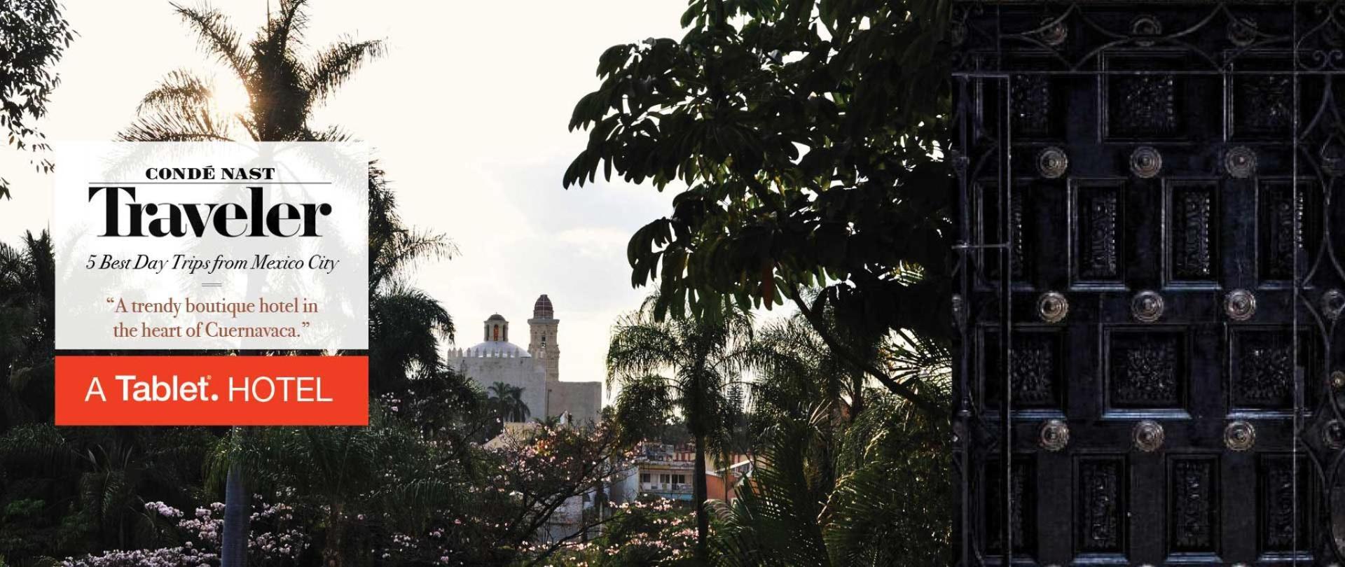 A Unos Pasos Del Imponente Palacio de Hérnan Cortés Y La Catedral de Cuernavaca, Las Casas B+B Boutique Hotel en Cuernavaca Centro
