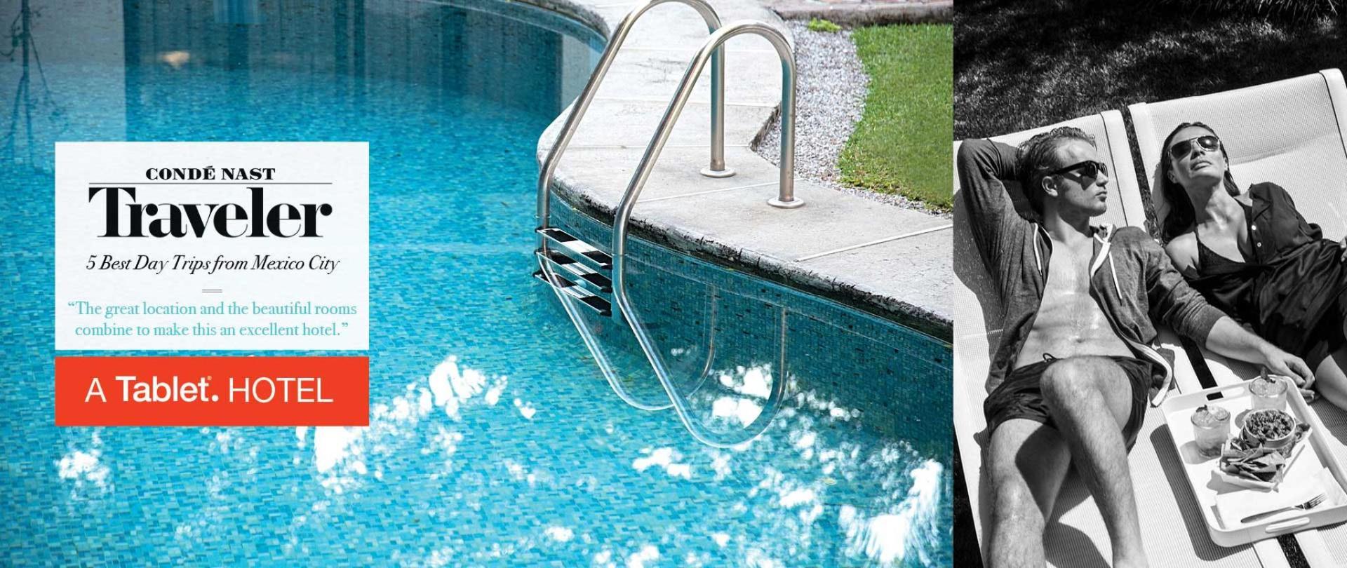 Great Location, Beautiful Rooms, Excellent Hotel. Las Casas B+B Boutique Hotel, Spa & Restaurante in Cuernavaca.