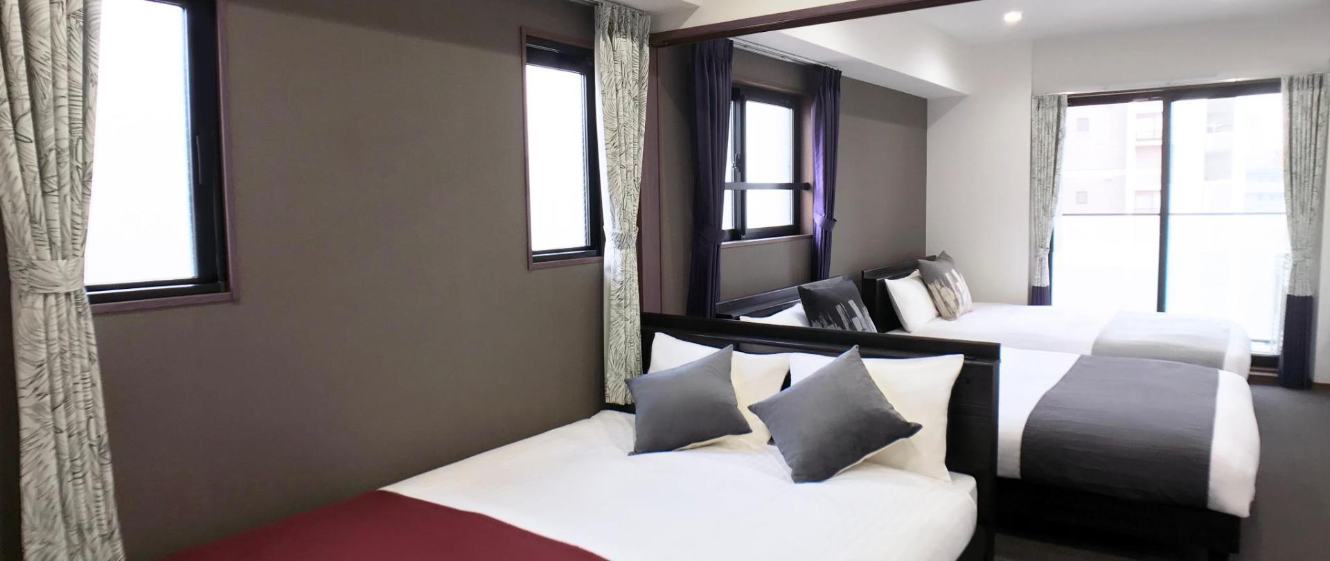 Residence Hotel Hakata 15