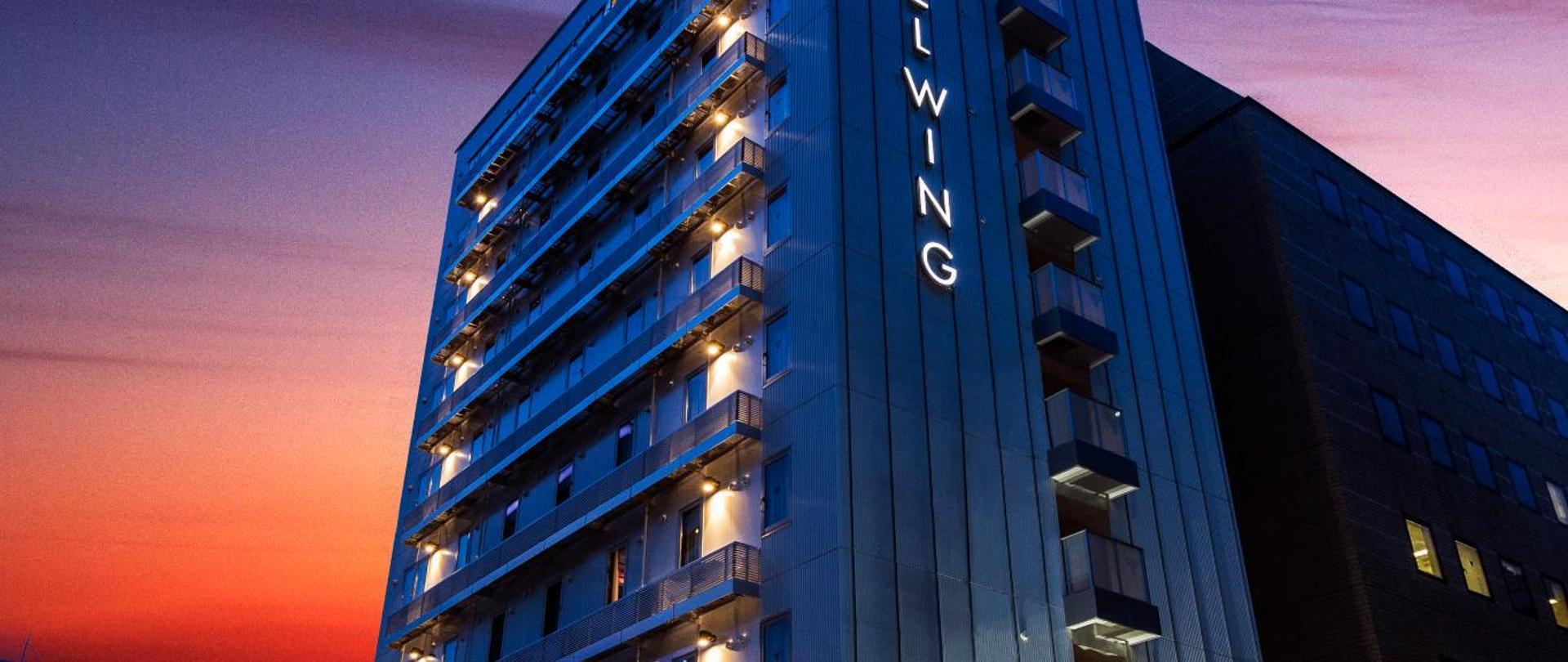 Hotel Wing International Select Hakata-Ekimae酒店