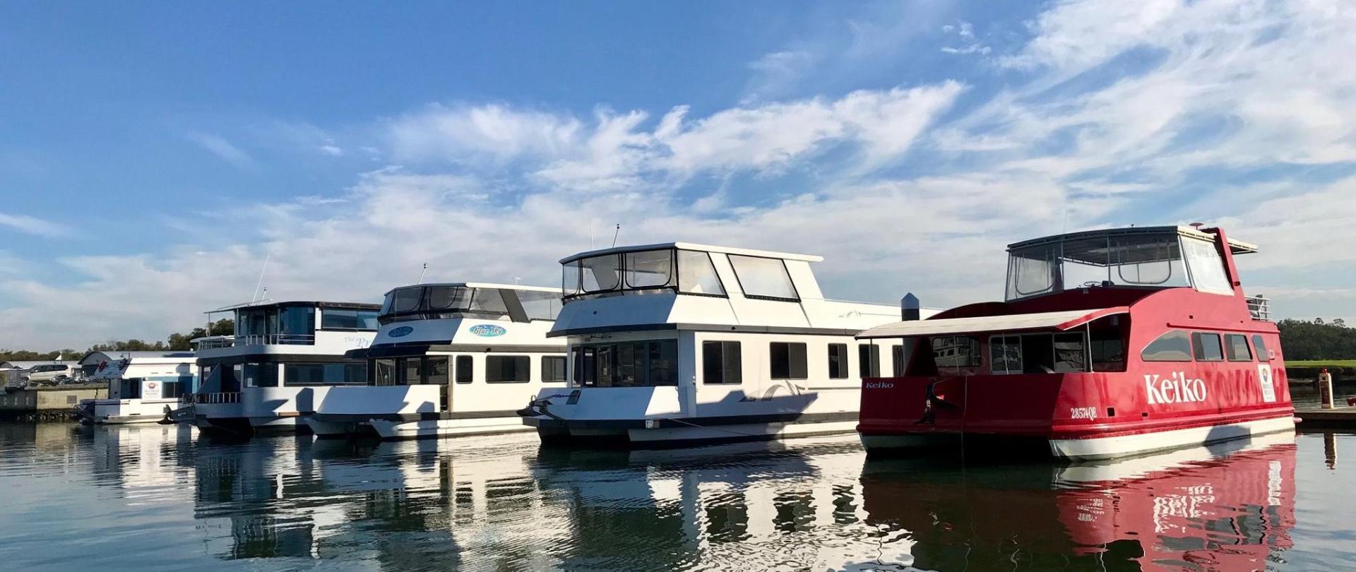 Coomera Houseboats