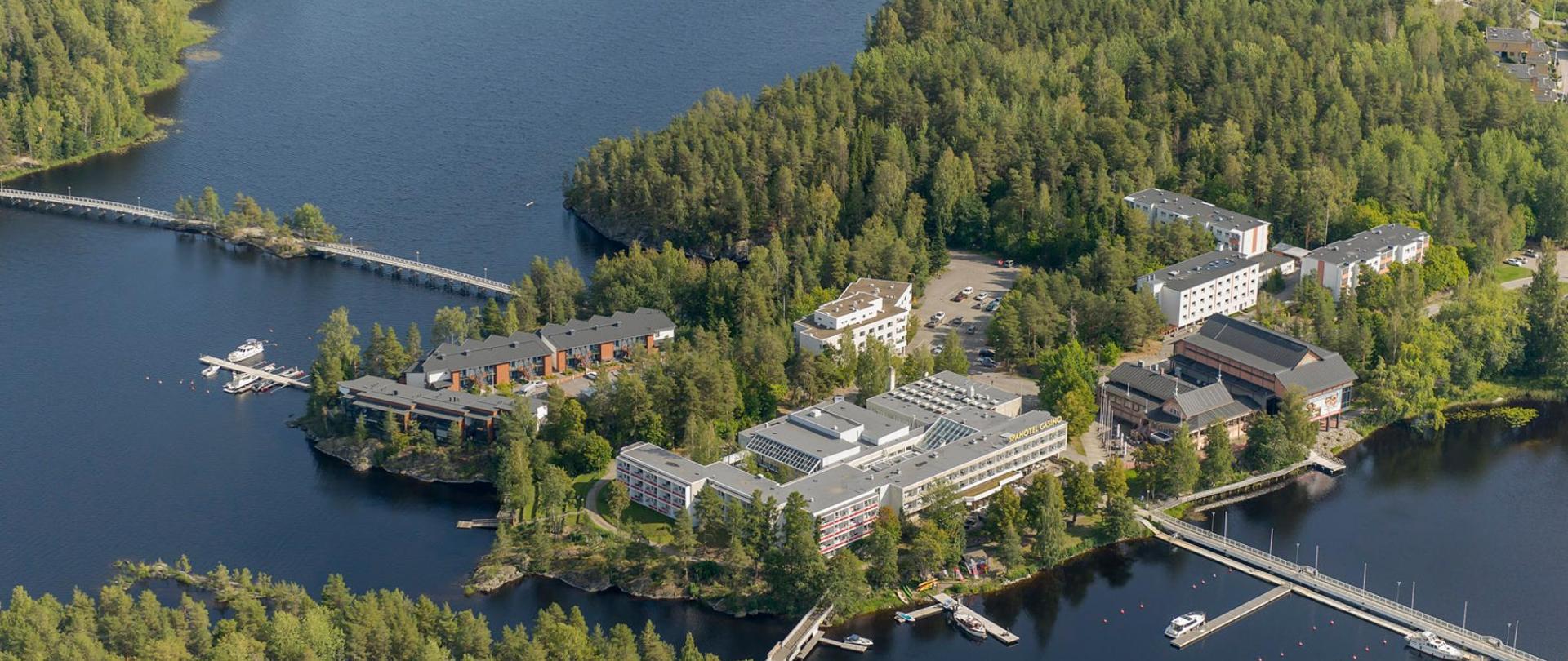 Summer Hotel Vuorilinna