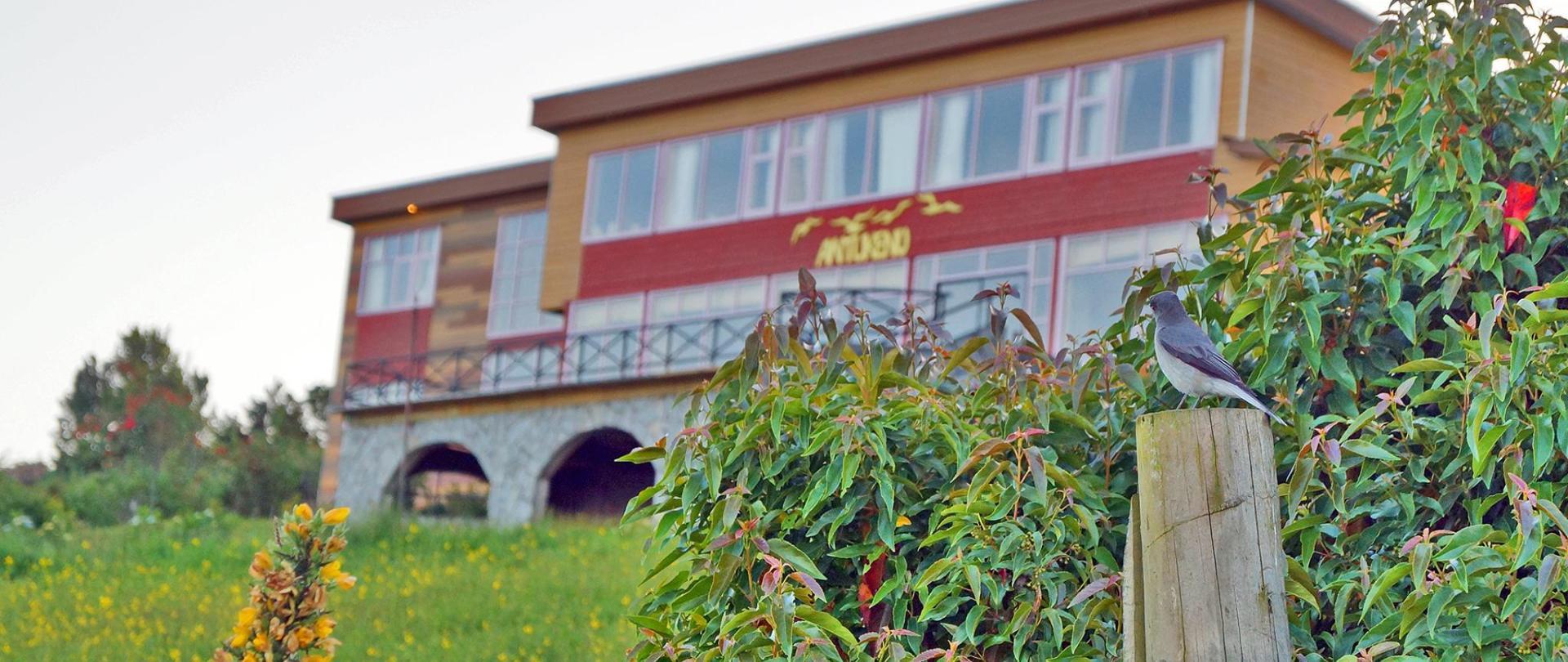 Hotel Boutique Antukenu