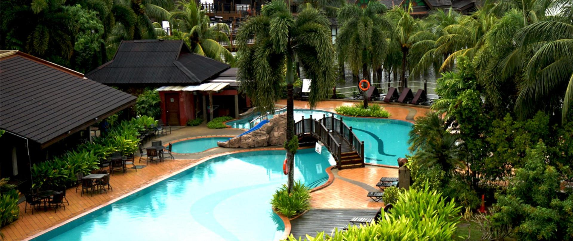 Langkawi Lagoon Resort Private Unit