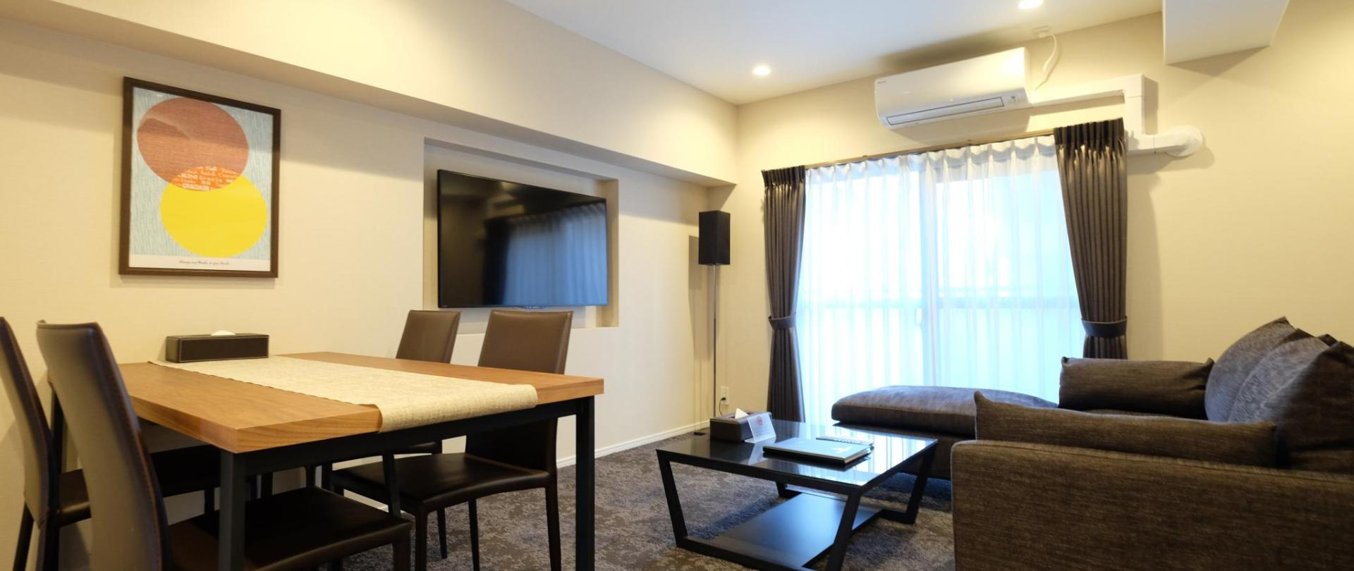 OOKINI HOTELS Shinsaibashi Nagahori Apartment