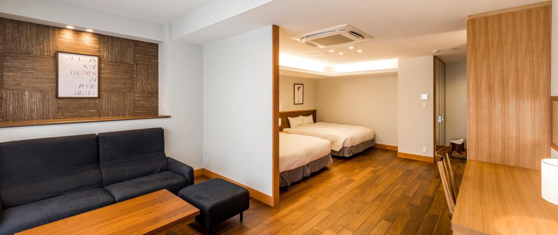 OOKINI HOTELS Yotsubashi Horie Apartment