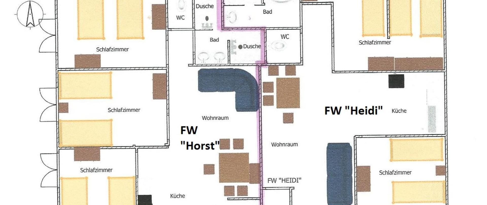 Apartment Grillstube