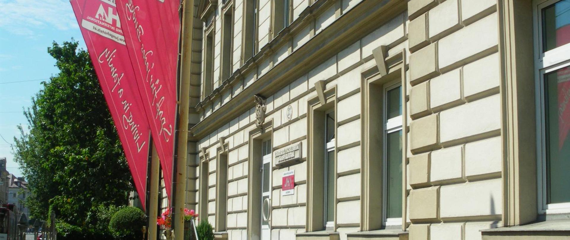 Hostel Haunspergstraße