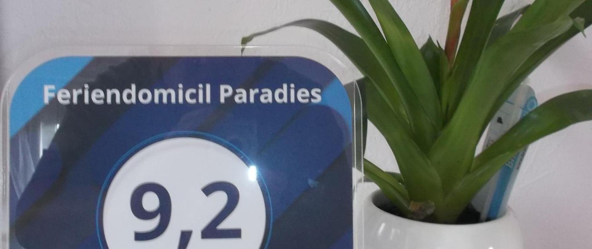 Feriendomicil Paradies