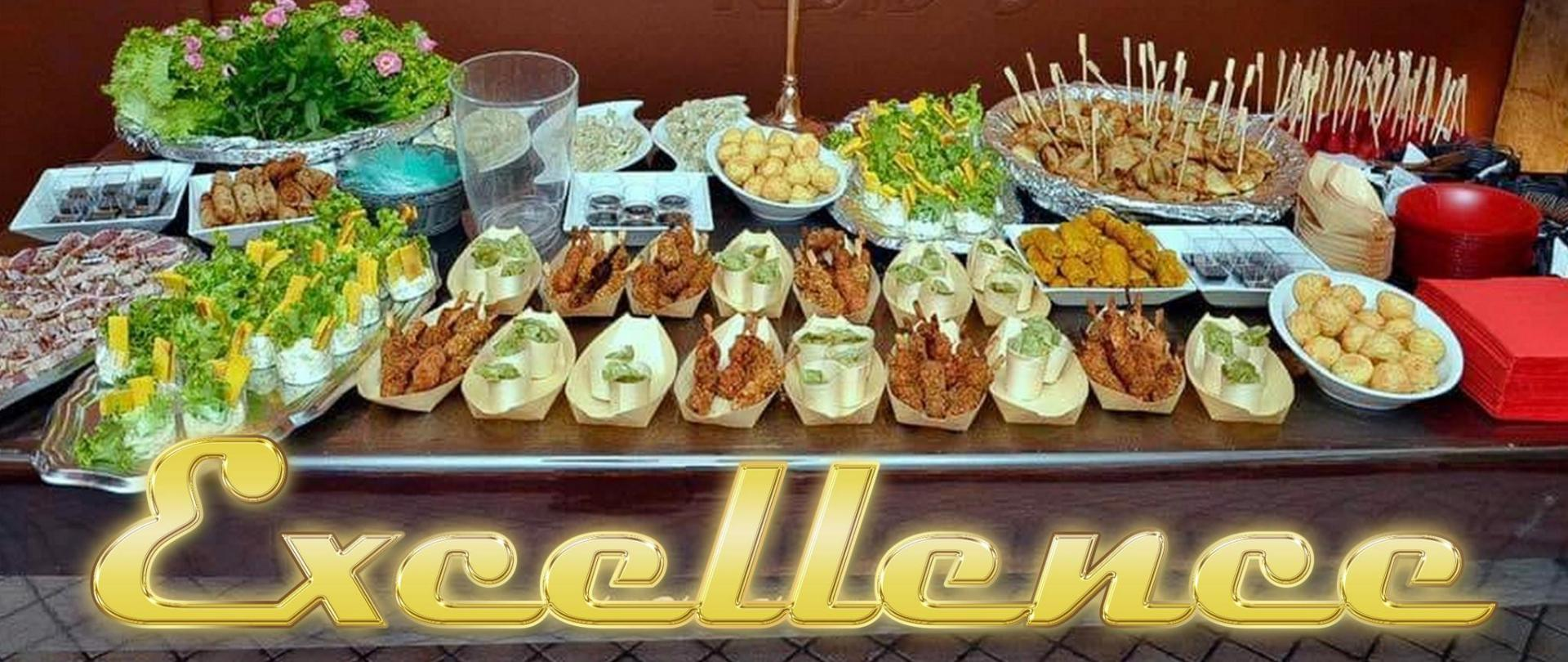 Buffet Excellence.TAPAS