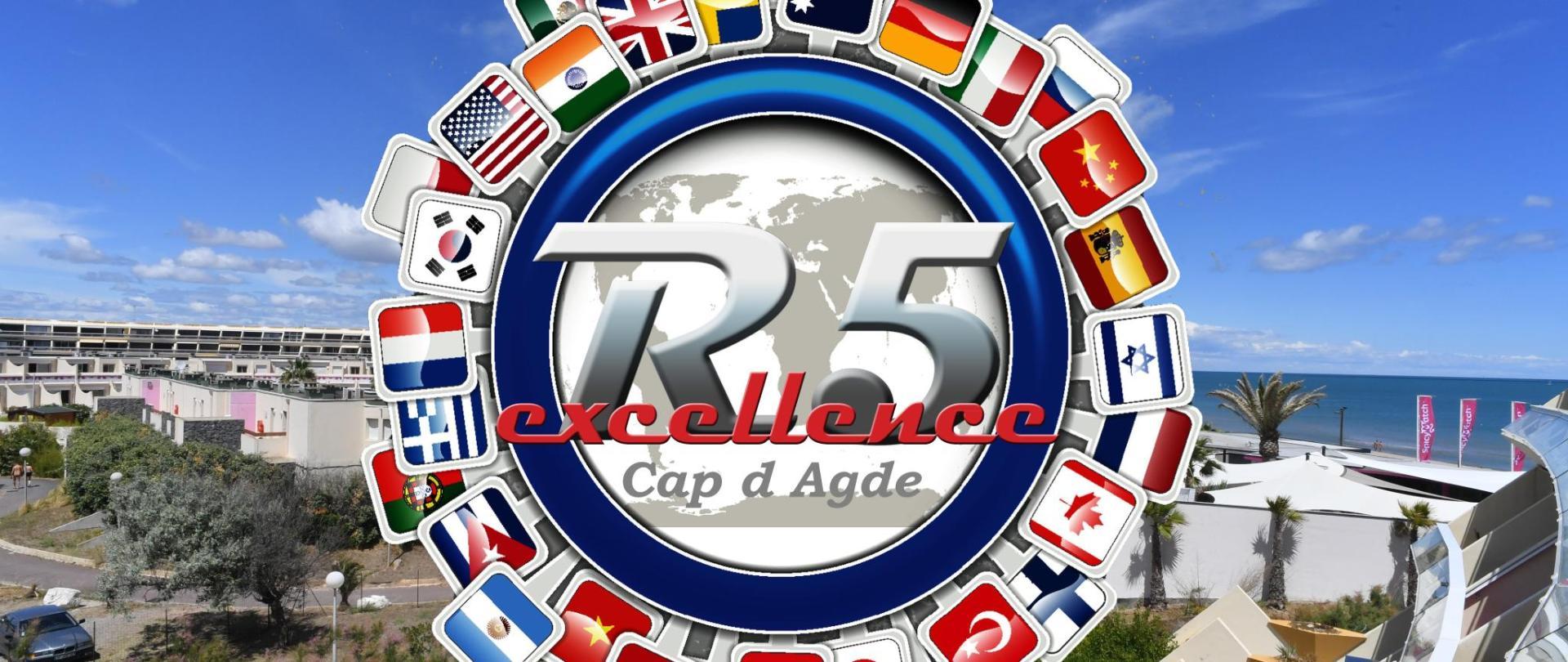 R5 eXcellence Cap d Agde