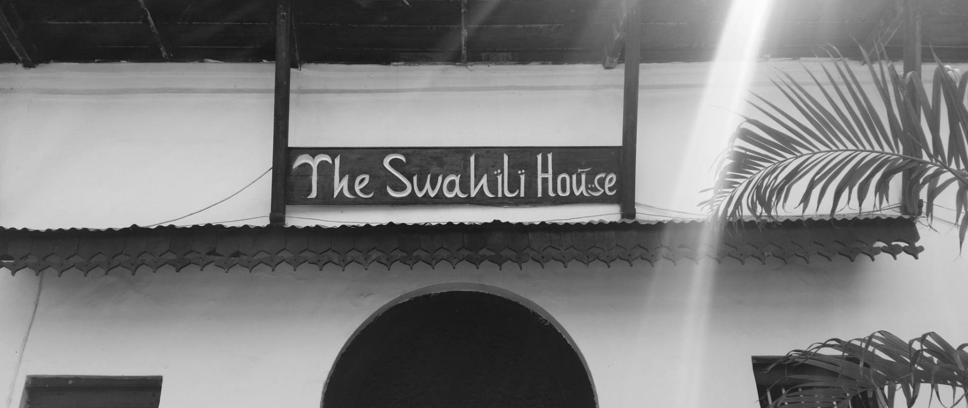 The Swahili House