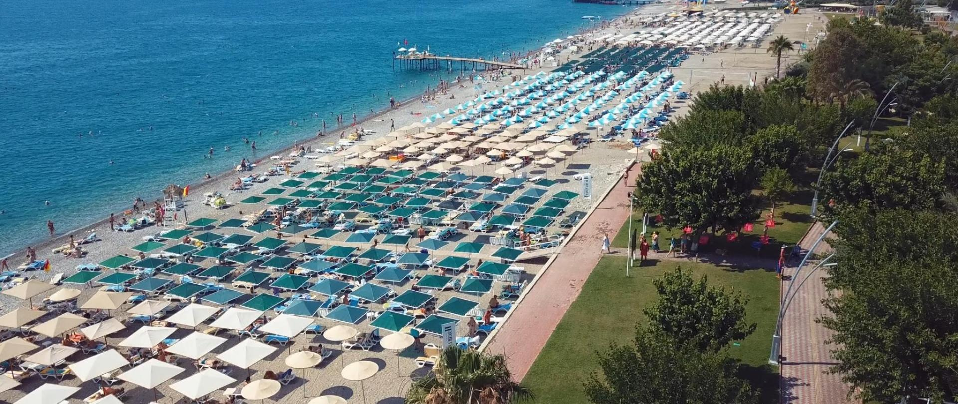 Готель Camyuva Beach