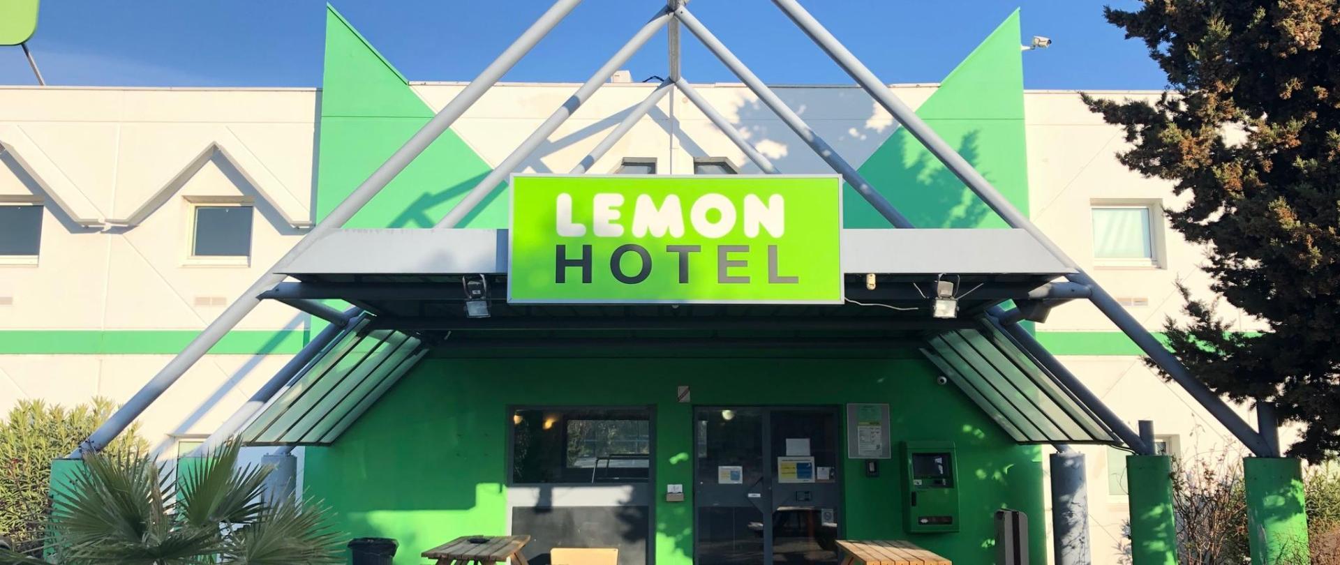Lemon Hôtel Avignon Rochefort