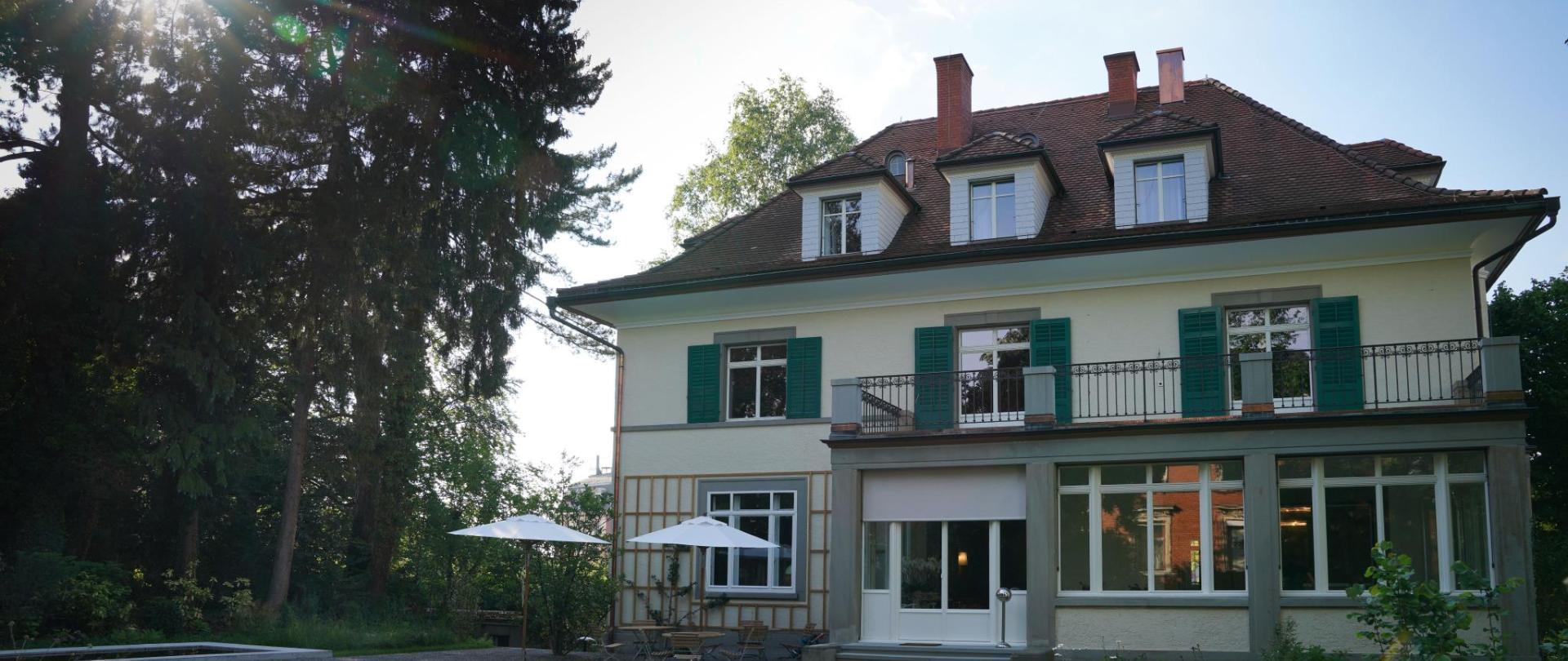 Signau House & Garden Boutique Hotel Zürich