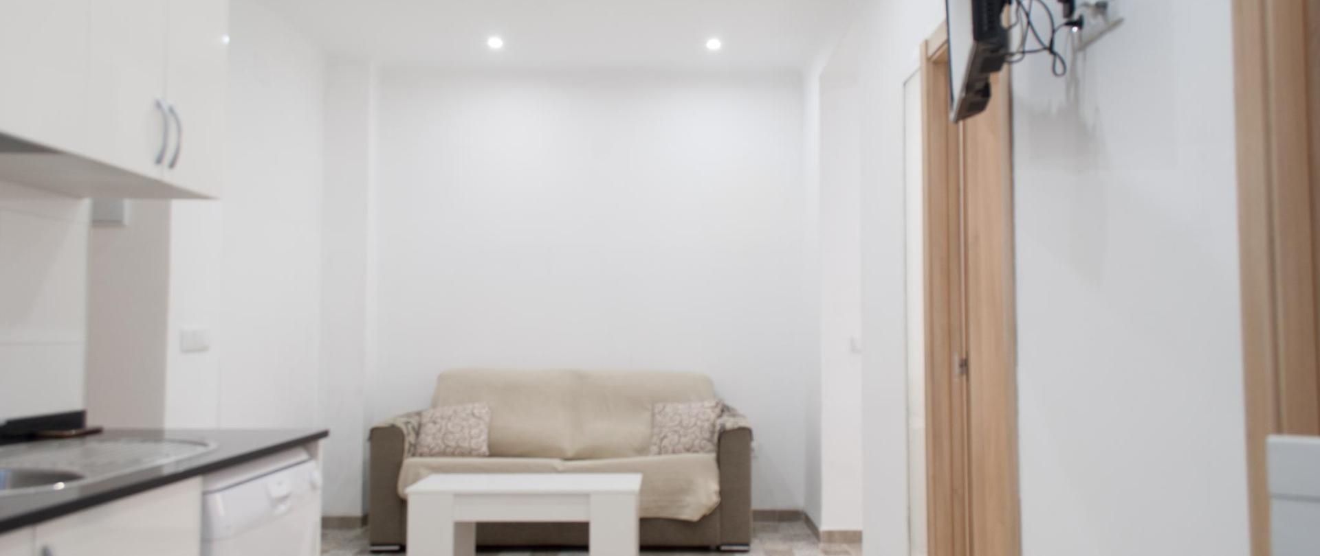 Bonito apartamento en el Centro Junto a Estación-Luceros 2