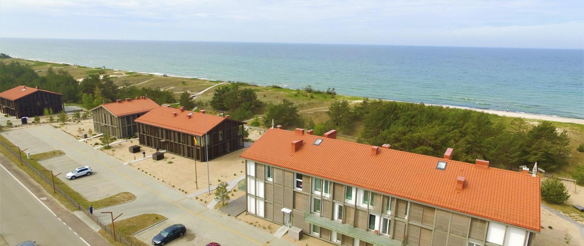 LABAS NERINGA apartamentai su vaizdu į jūrą #8