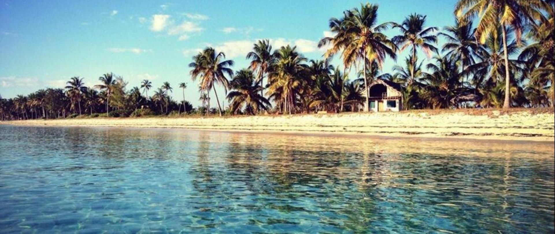 Kilwa Beach Lodge