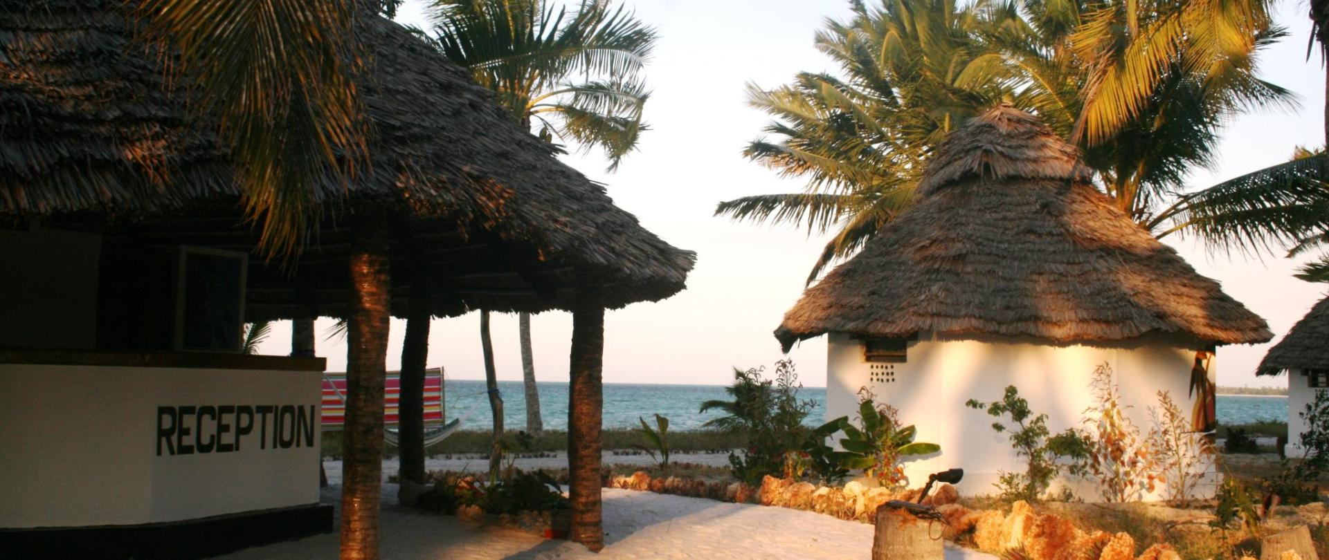 Kilwa Beach Lodge