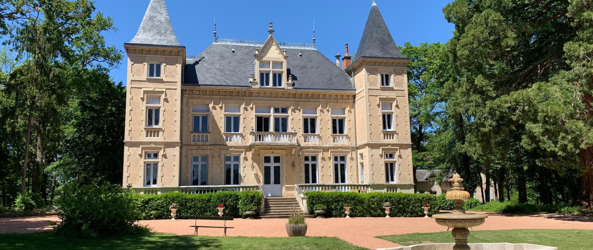Château des Mussets