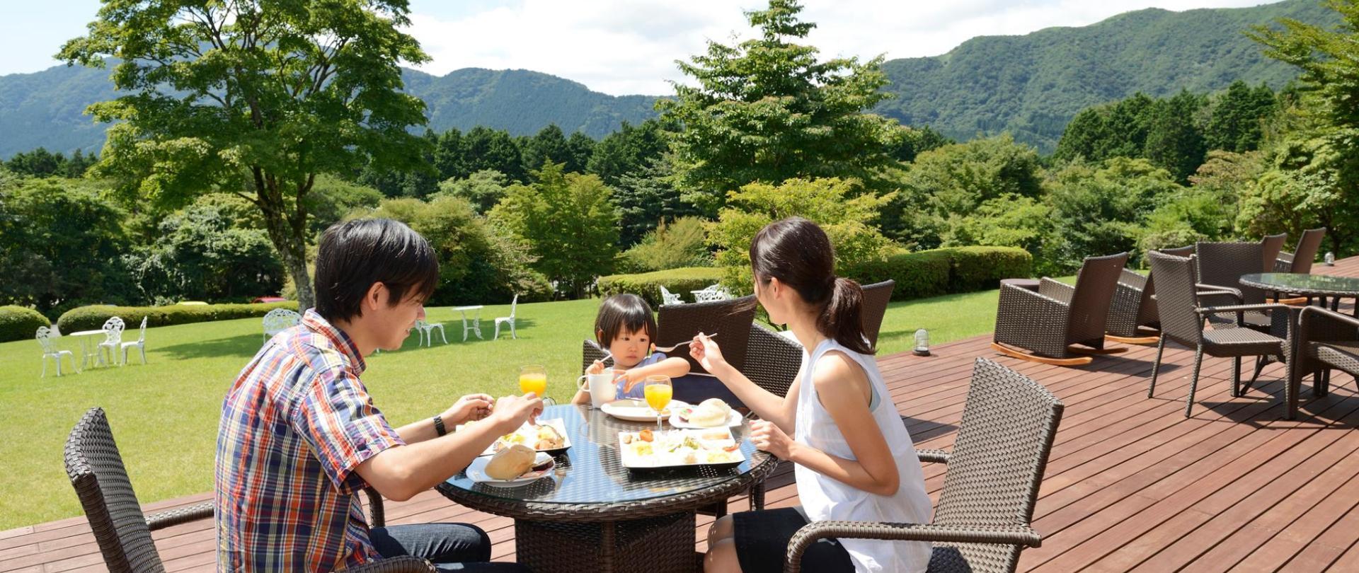 Hakone Lake Hotel