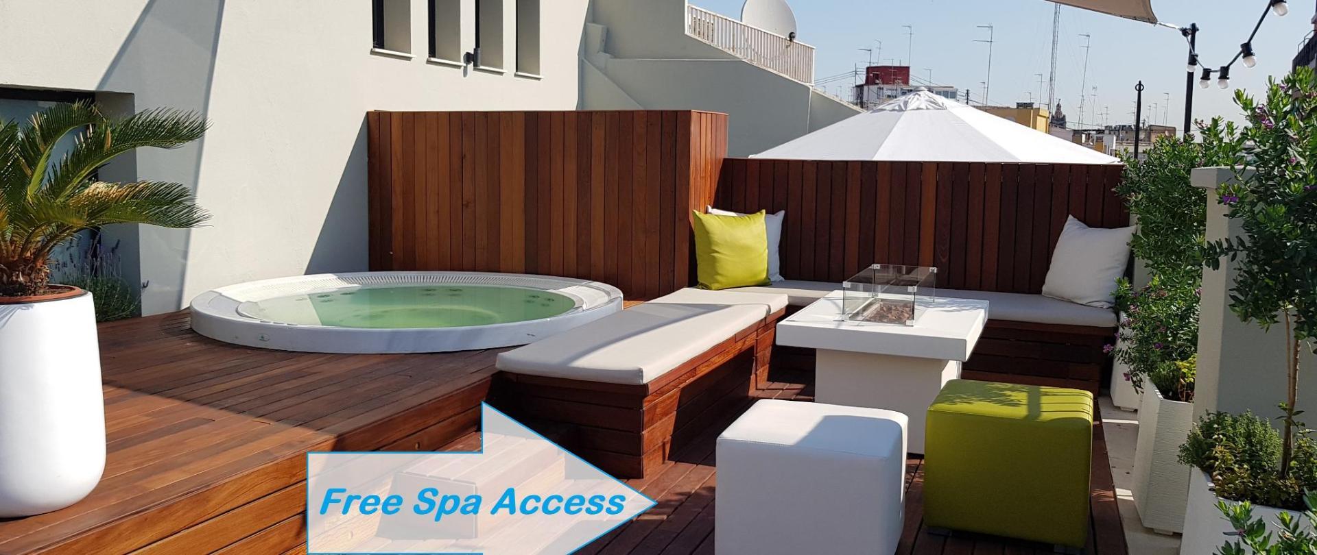 BONNIES Suites & Spa Valencia