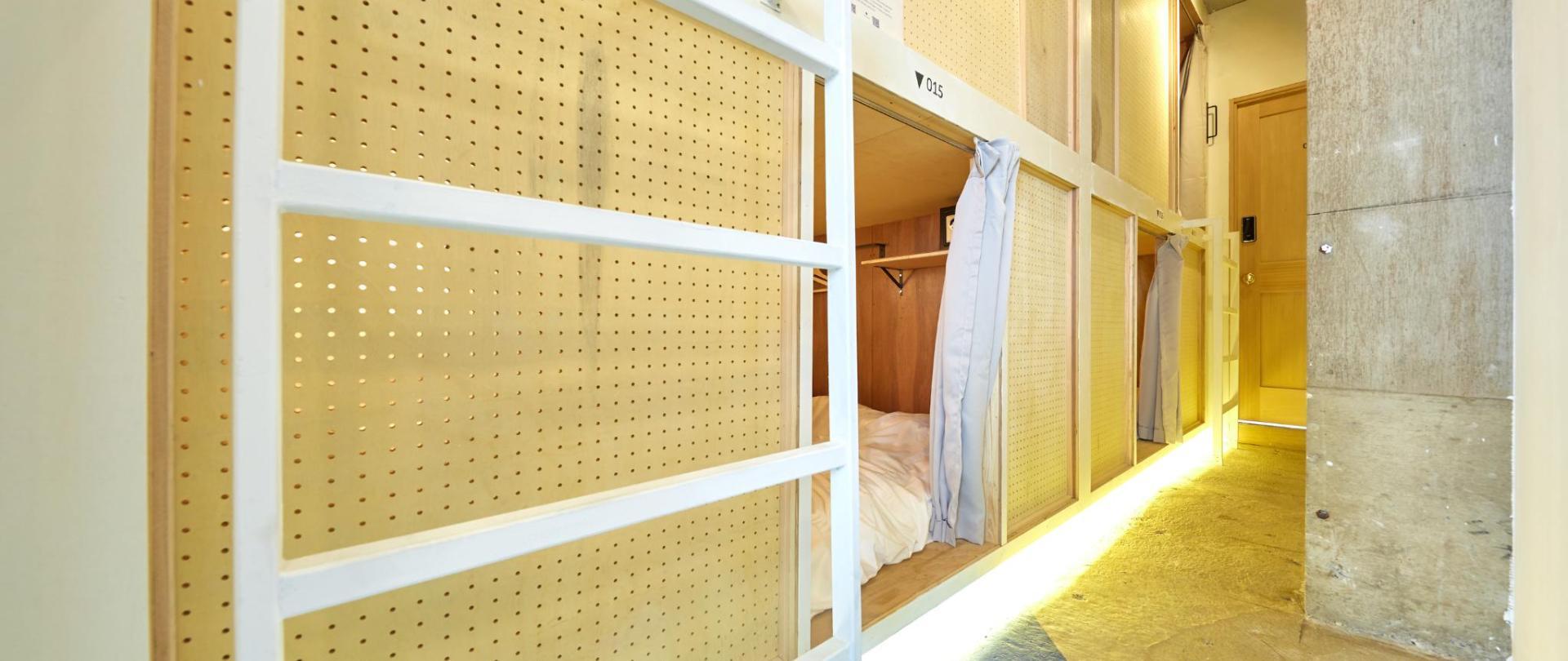 Shimokitazawa Hostel