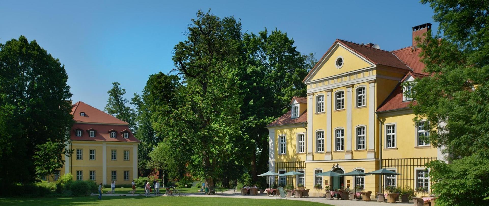 Pałac Łomnica - Karkonosze / Riesengebirge