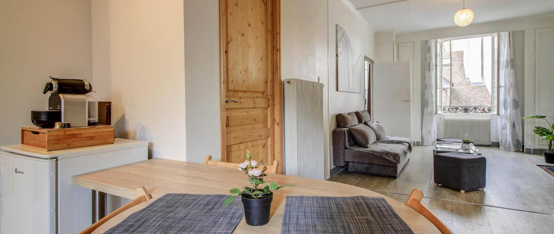 APPARTEMENT LE CHARLY - LE FORMEL