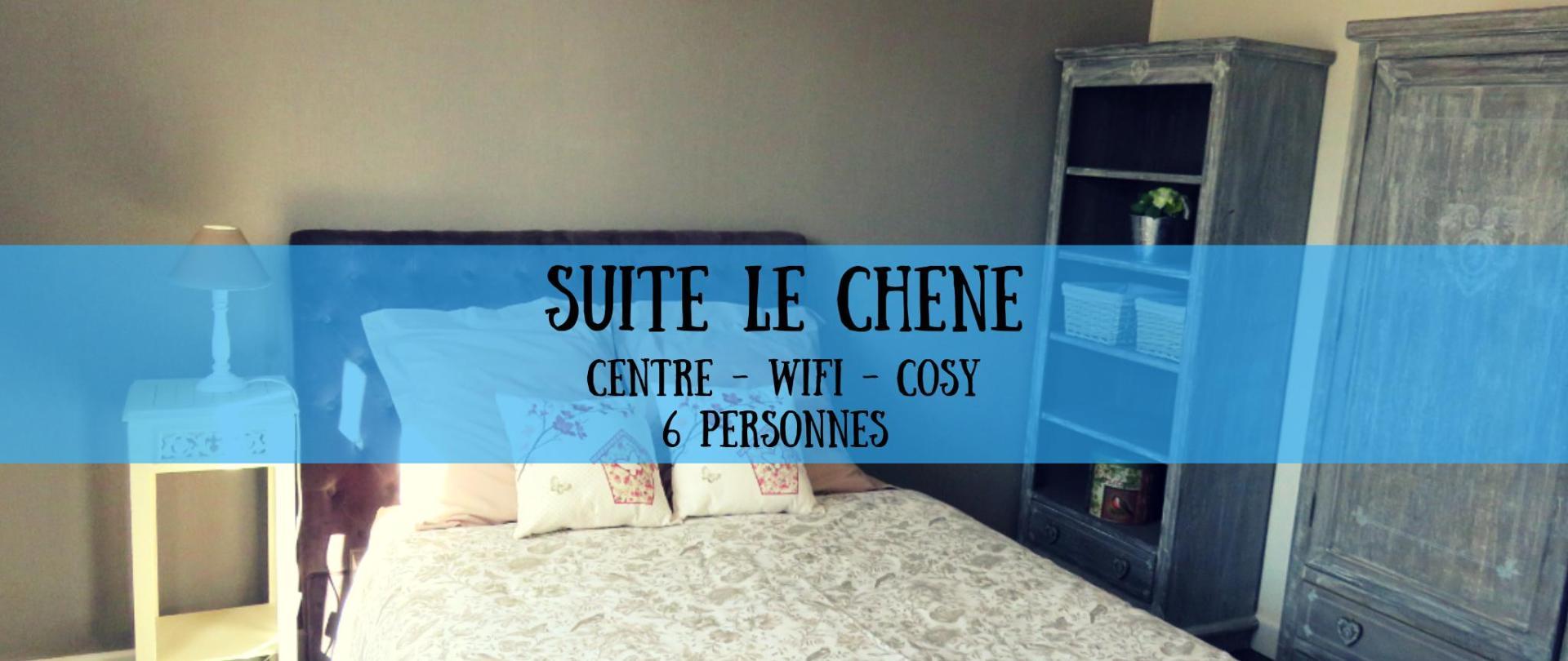 SUITE LE CHENE - LE FORMEL