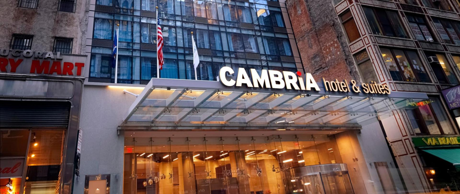Hotels In New York City >> Times Square Hotel New York City Hotel Cambria Hotel