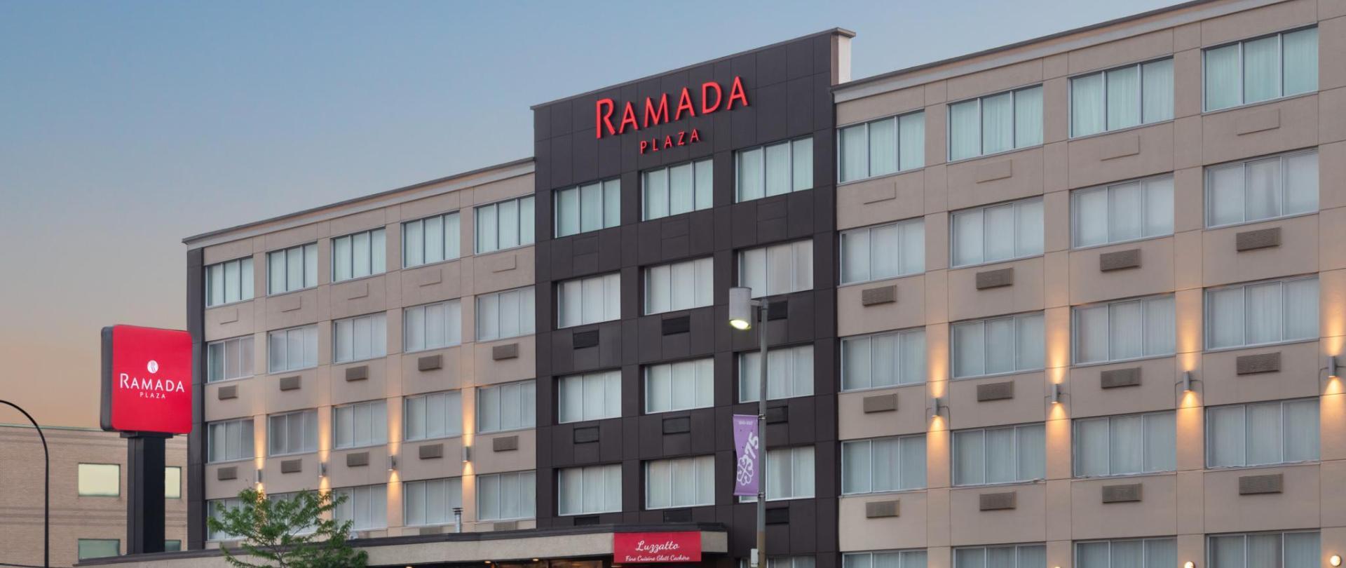 Ramada Montreal - Exterior - 1284187.jpg