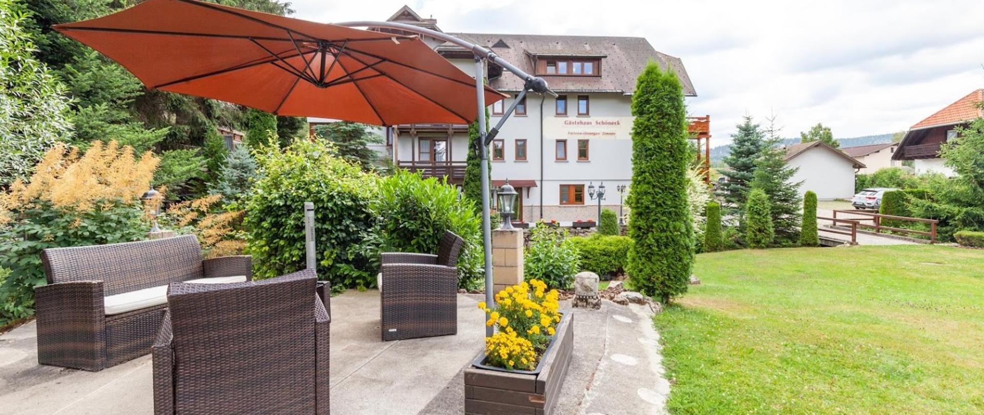 Hotel Schöneck Garni - Schluchsee - Hochschwarzwald
