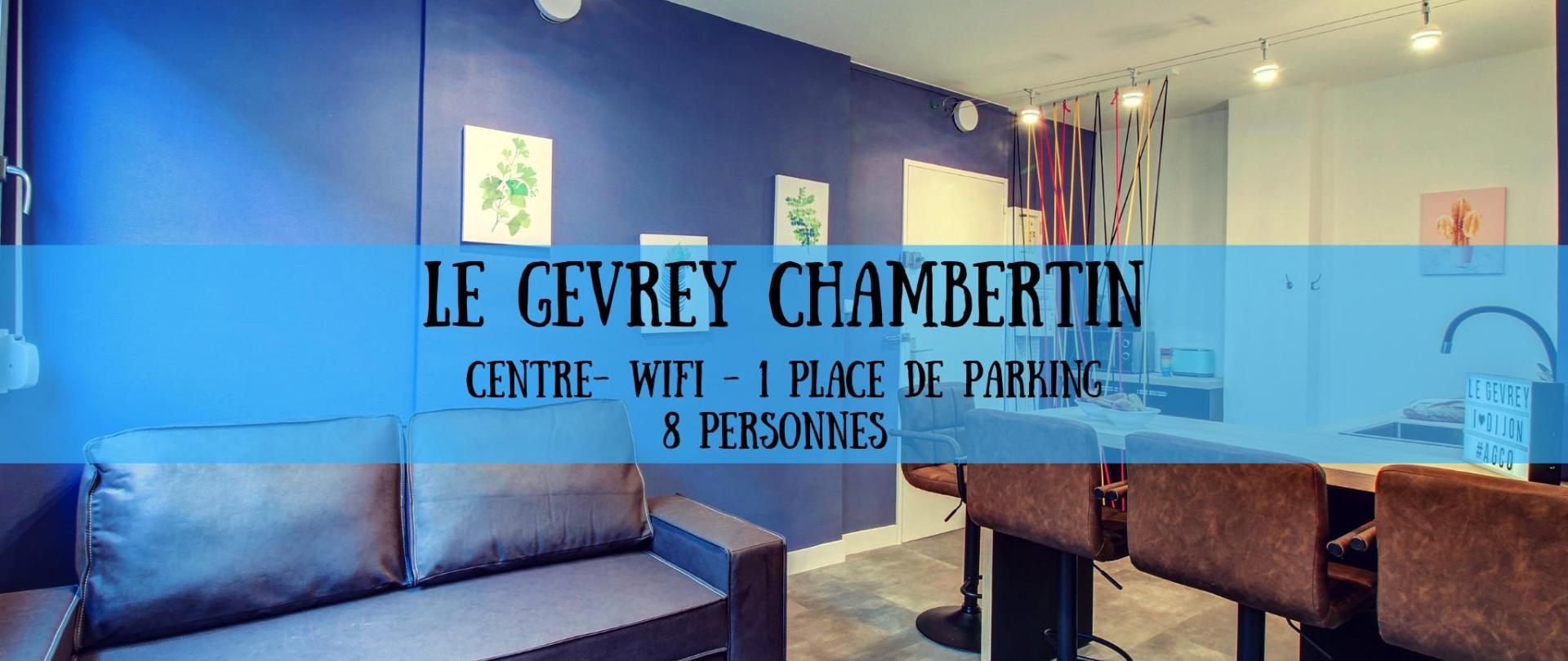 LE GEVREY CHAMBERTIN - LE FORMEL