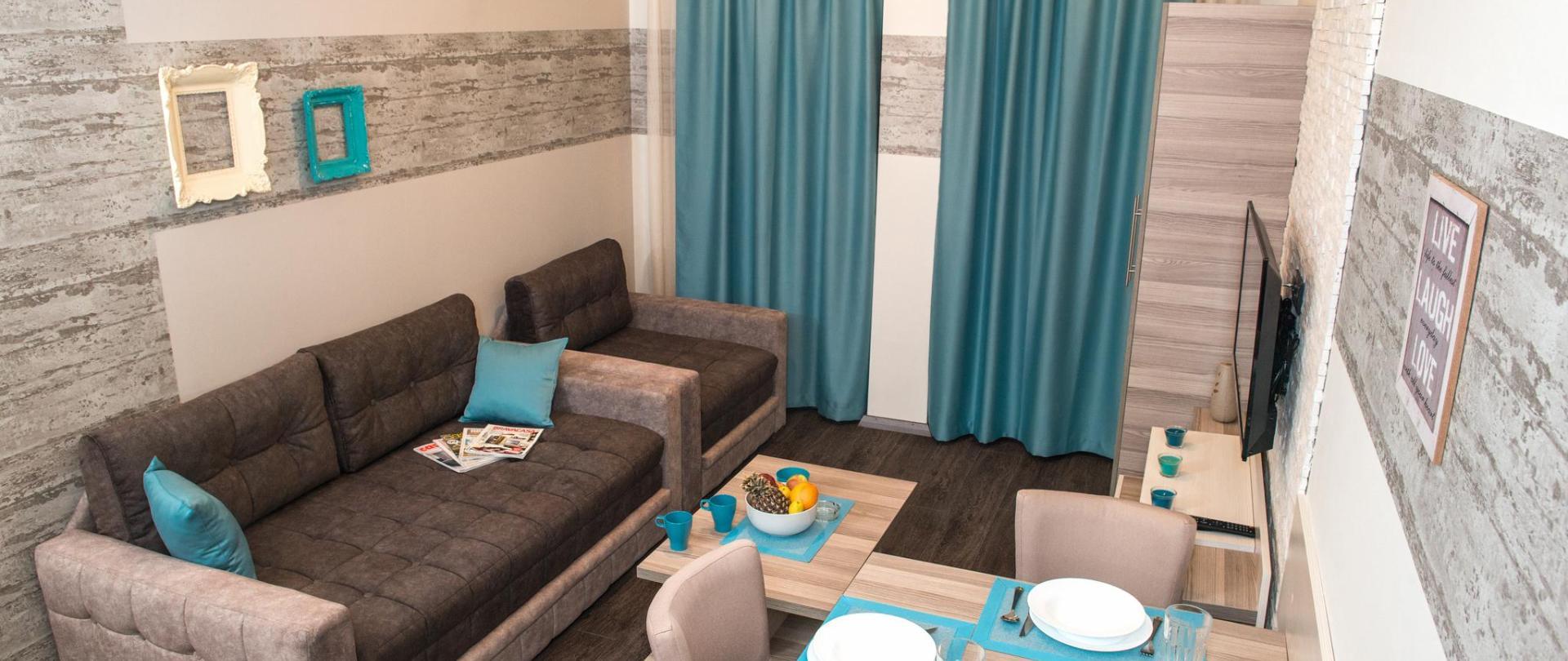 Marrilux apartments