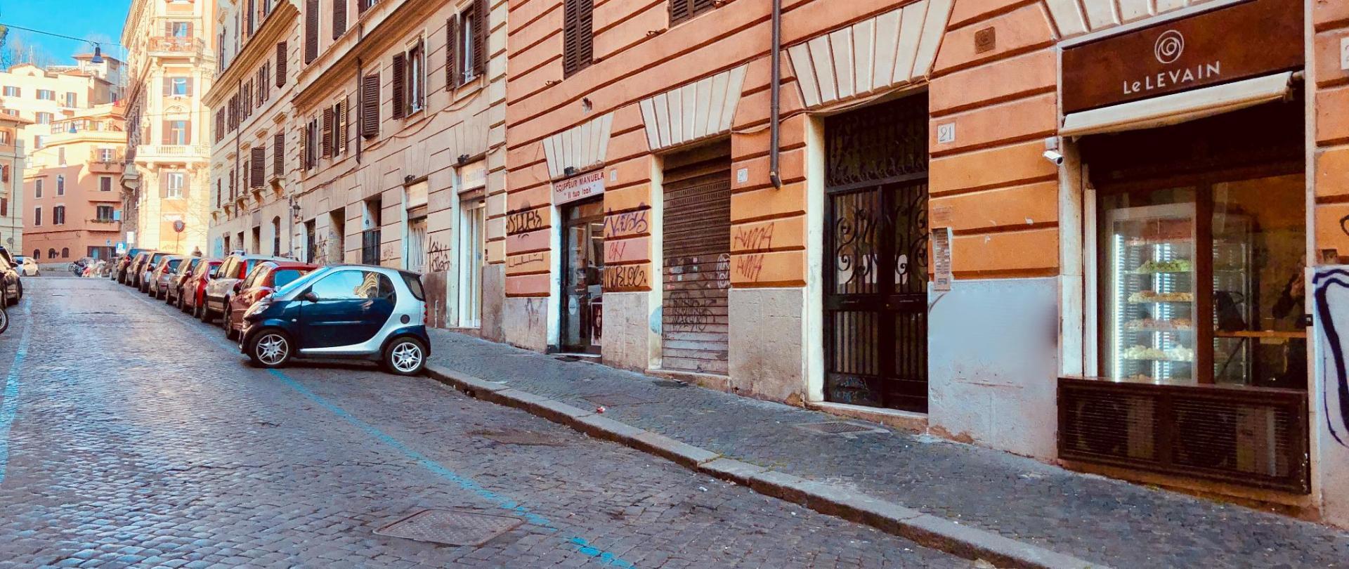Roma Trasteverina B&B
