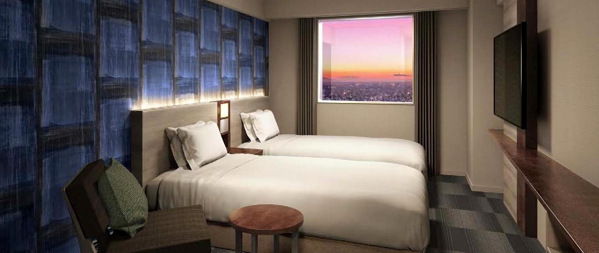 Kawagoe Tobu -hotelli