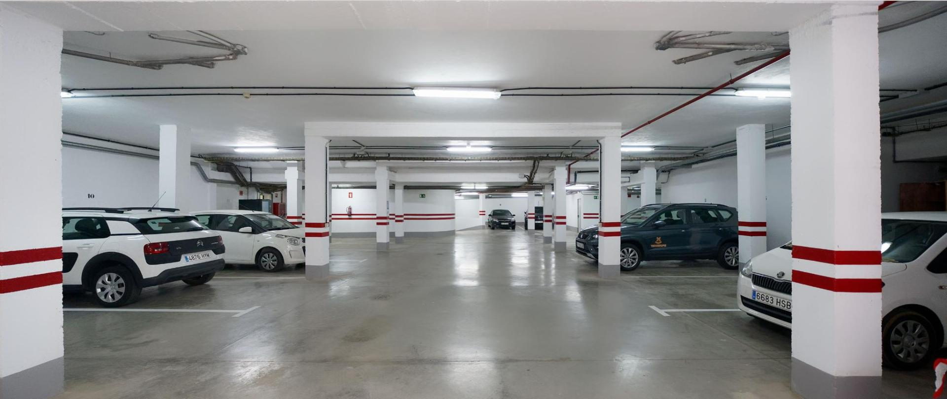 Parking Garage Igramar Morro Jable