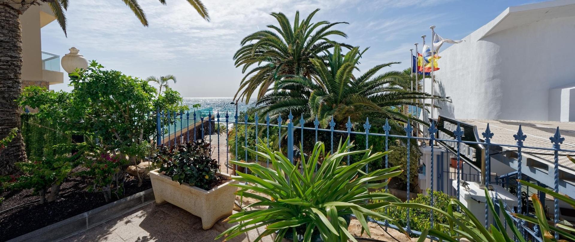 Garden Seaview Oceanview Igramar Morro Jable