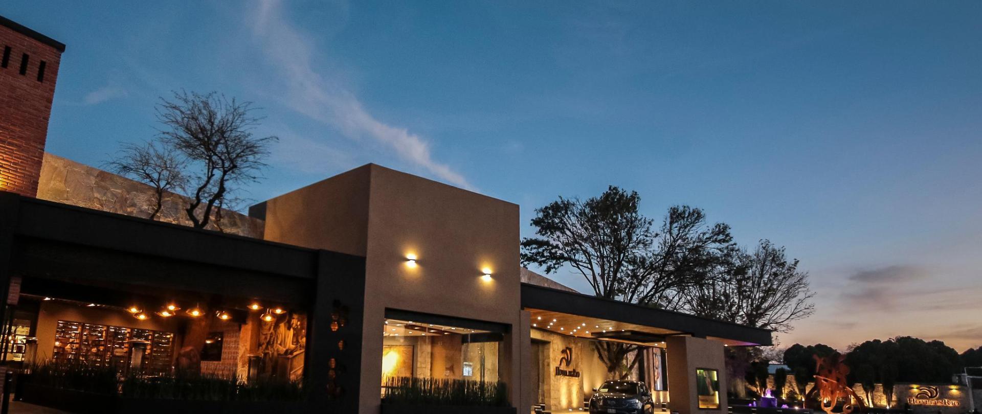 Hotel Rio Tequisquiapan Entrada Foto Principal.JPG