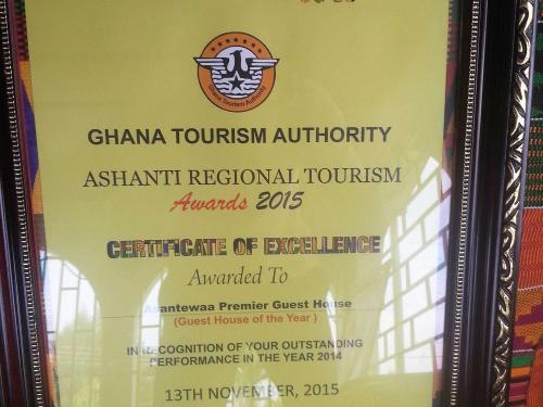 Our awards / Certificates