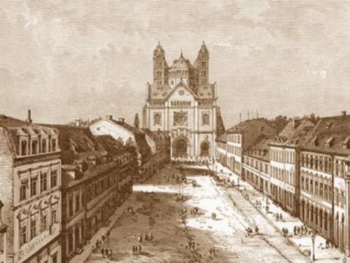 2000 Jahre Geschichte von Speyer