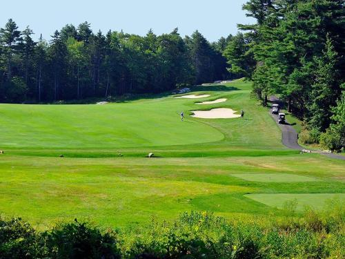 Championship 18 Hole Golf Course Package at Boothbay Harbor Country Club