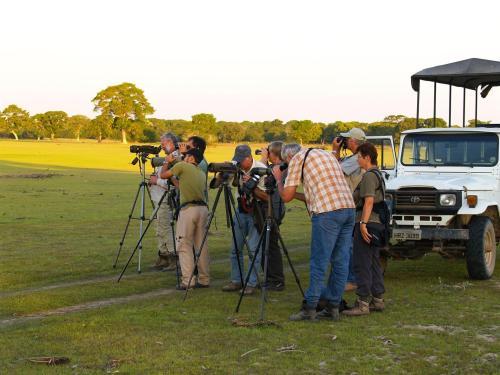 Ecoturismo e Birdwatching