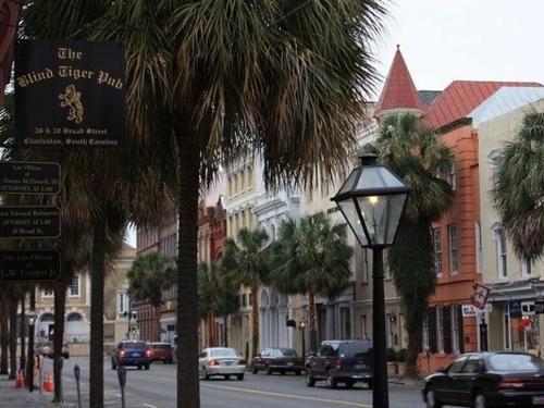 Experience Charleston