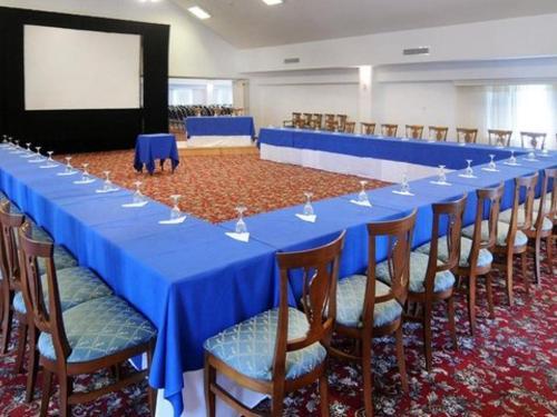 Salas de conferências