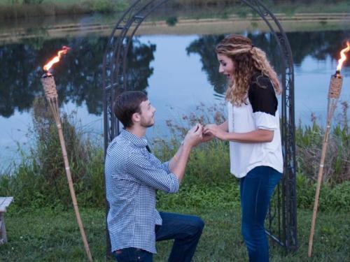 A Walden Hall Engagement