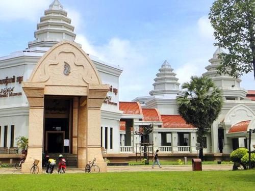 Siem Reap City Excursion